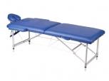 Складной алюминиевый массажный стол